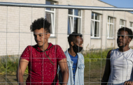 Iraqi refugees being steered through the forests of Belarus and into the EU