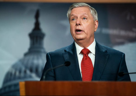 Lindsey Graham says United States 'will be going back' into Afghanistan