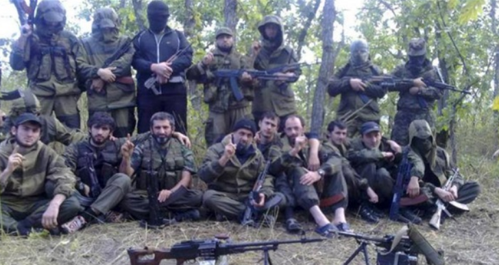 Dagestan's forests becoming breeding grounds for terrorists