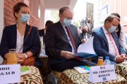 EU and AFD Laud Cooperation with MSMEDA on Establishing Potable Water Tank in Giza