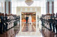 Al-Sisi meets with Sheikh Mohammed bin Zayed in Abu Dhabi