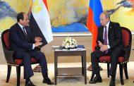 Putin accepts President El-Sisi's invitation to visit Egypt