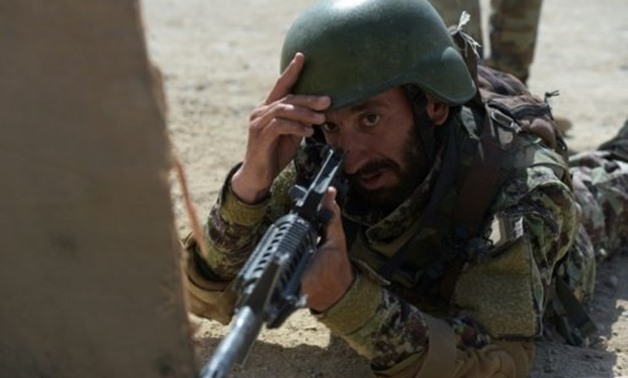 Afghanistan to double special forces in fight against Taliban