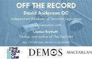 Comparative Review: Terrorism Legislations in UK and Australia