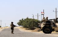 Five militants, two soldiers, killed in Egypt's North Sinai