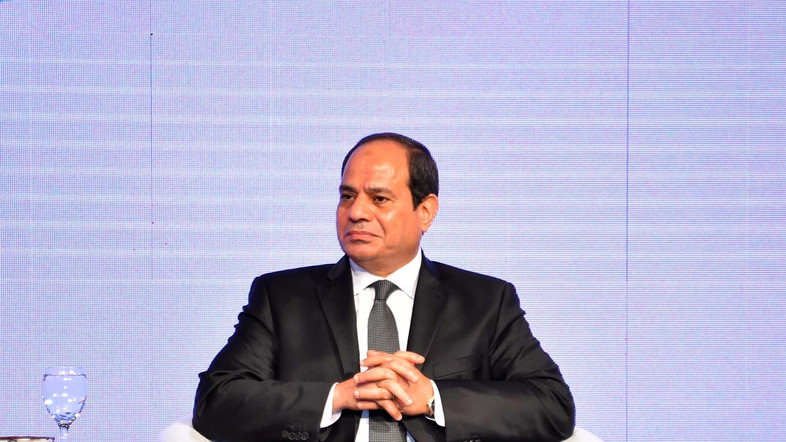 Egypt's Sisi on Qatar: It's time to confront supporters of terrorism