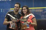 El-Sisi congratulates Egyptian squash champions