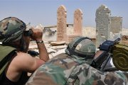 Syria army advances towards IS group-held Deir Ezzor: Monitor