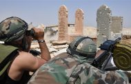 Syria army advances towards IS group-held Deir Ezzor: Monitor