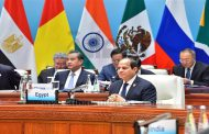 "El-Sisi's participation in ""BRIX"" Summit reflects economic improvement in Egypt: diplomat"