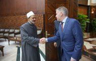 Tayyeb: Al Azhar exerts efforts to spread world peace