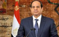 Al-Sisi: Egypt keen to achieve Palestinians demands