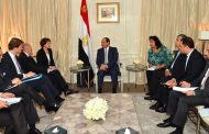 Sisi discusses combating terrorism with French Interior Minister