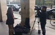 Media channels prevented from covering Conference to expose Qatar in Paris