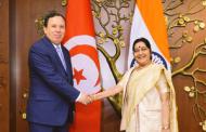 India, Tunisia vow to combat terror, extremism