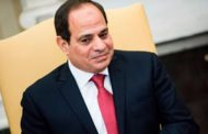 El-Sisi: Egyptian-French ties boosted over past 3 years at all levels