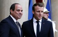 Sisi heads to French Parliament on 3rd day visit to Paris