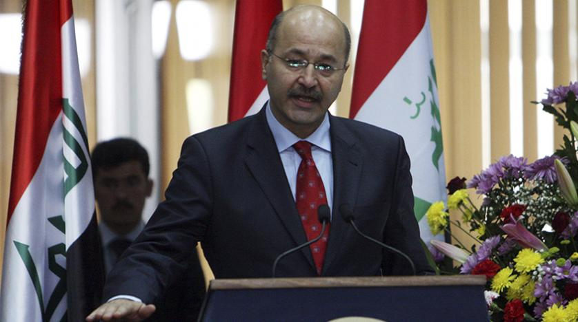 Ex- Kurdish PM Barham Salih: Transitional Govt. Needed to Hold Dialogue with Baghdad