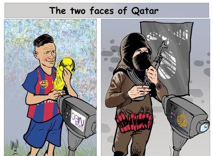 Qatar, Why such Megalomania?!