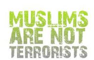 Muslims are unfairly connected to terrorism