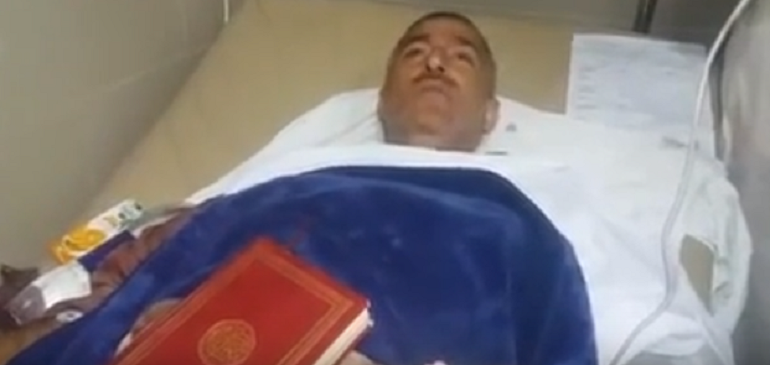 video: One of the survivors of the al-Rawdah mosque attack