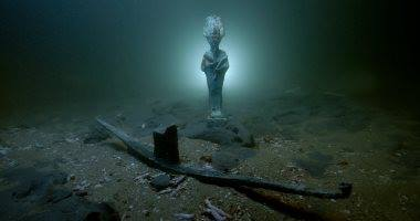 The Ministry of Antiquities announces the discovery of the wreckage of three vessels dating back to the Roman era in Alexandria