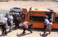 Terrorists are targeting the ambulance service cars