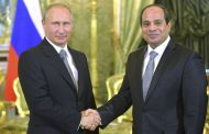 Putin briefed Al-Sisi the situation in Syria