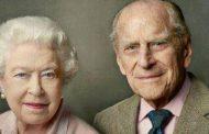 Queen Elizabeth and husband Prince Philip mark their platinum wedding anniversary