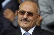 Houthi militia strikes Ali Abdullah Saleh's house in Yemen