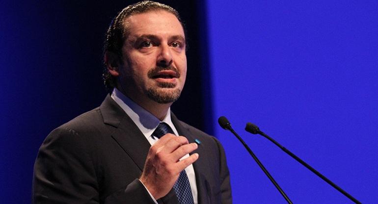 Lebanese PM Saad Hariri formally revokes his resignation
