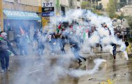 Clashes between the Lebanese security forces and Protesters