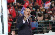 Erdogan slams the UAE's FM
