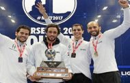Egyptian government congratulates the squash team after winning the World Championship