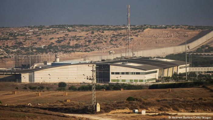 Israel close two border crossings with the Gaza Strip