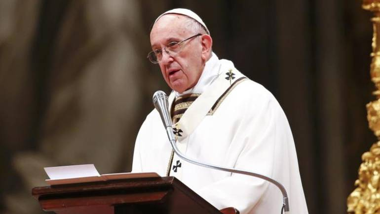 Pope Francis reiterates his call for respect status quo of Jerusalem