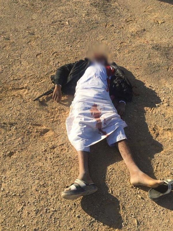 dangerous Terrorist killed in Sinai