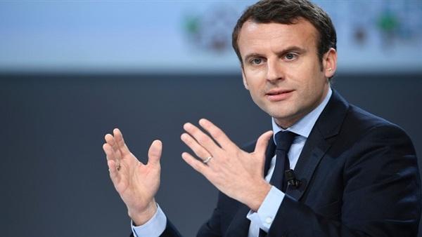 French's Macron: Trump violates international law