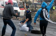 Israeli officers infiltrated a demonstration in the West Bank