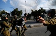 Clashes between Palestinians and Israeli security forces