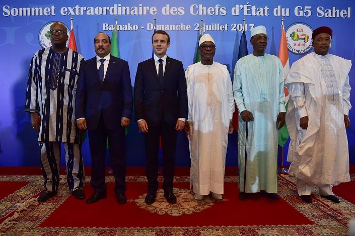 UAE, Saudi Arabia join Sahel G-5 force summit against terrorism