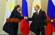 Vladimir Putin will visit Egypt