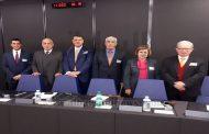 Egyptian parliament delegation visits European parliament