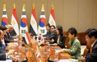 Egyptian and South Korean businessmen discuss opportunities for economic cooperation