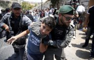 Israeli forces arrest 3 children in latest crackdown