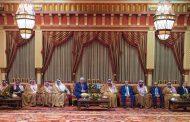 Saudi monarch, President Abbas discuss ways to protect Jerusalem