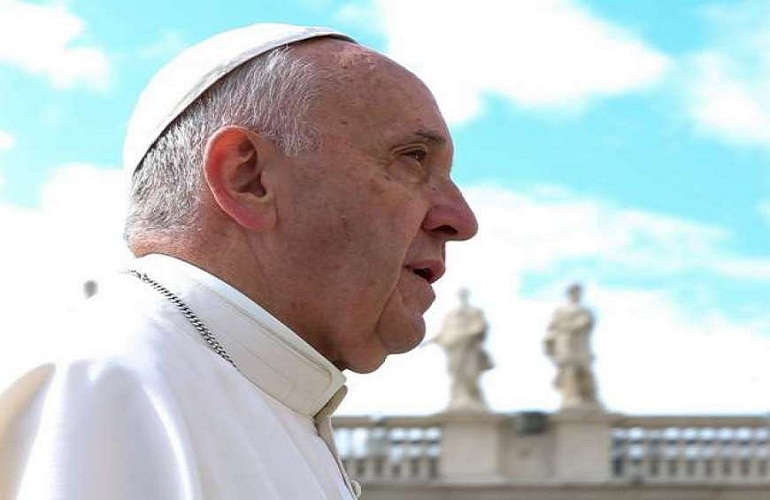 Pope Francis call for respect the status quo for Jerusalem