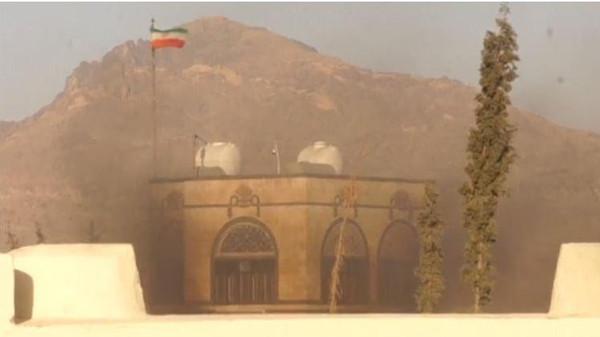 Iranian embassy in Sana'a has been attacked