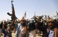 "Houthi militant strikes  ""Yemen today"" channel"