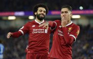 Brighton 1-5 Liverpool… With the participation of Mohammed Salah